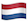Vlag Nederland ico