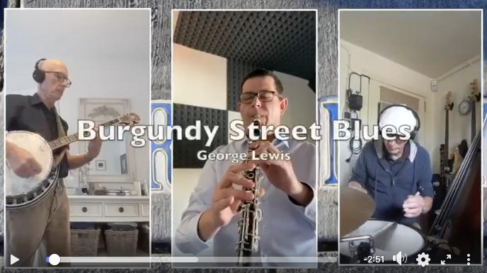 Burgundy Street (tip Antoine)